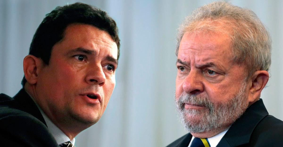 Lula pode ser beneficiado por entendimento do STF que anulou decisão de Moro