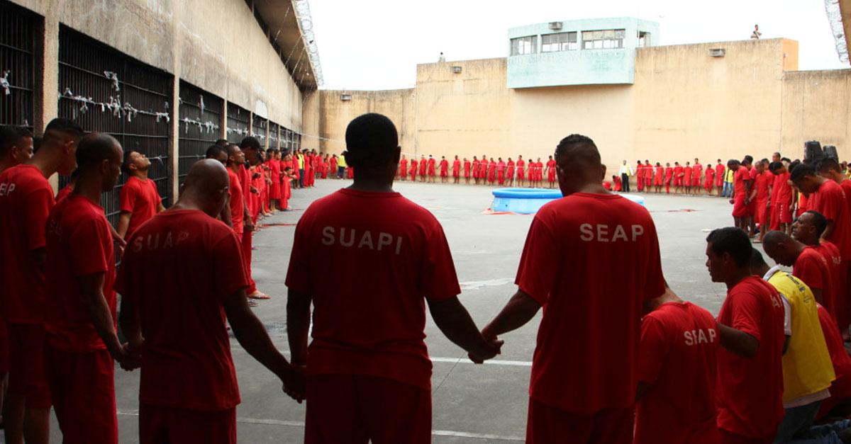 Em Minas Gerais, 29% dos presos são provisórios, revela relatório do Tribunal de Justiça