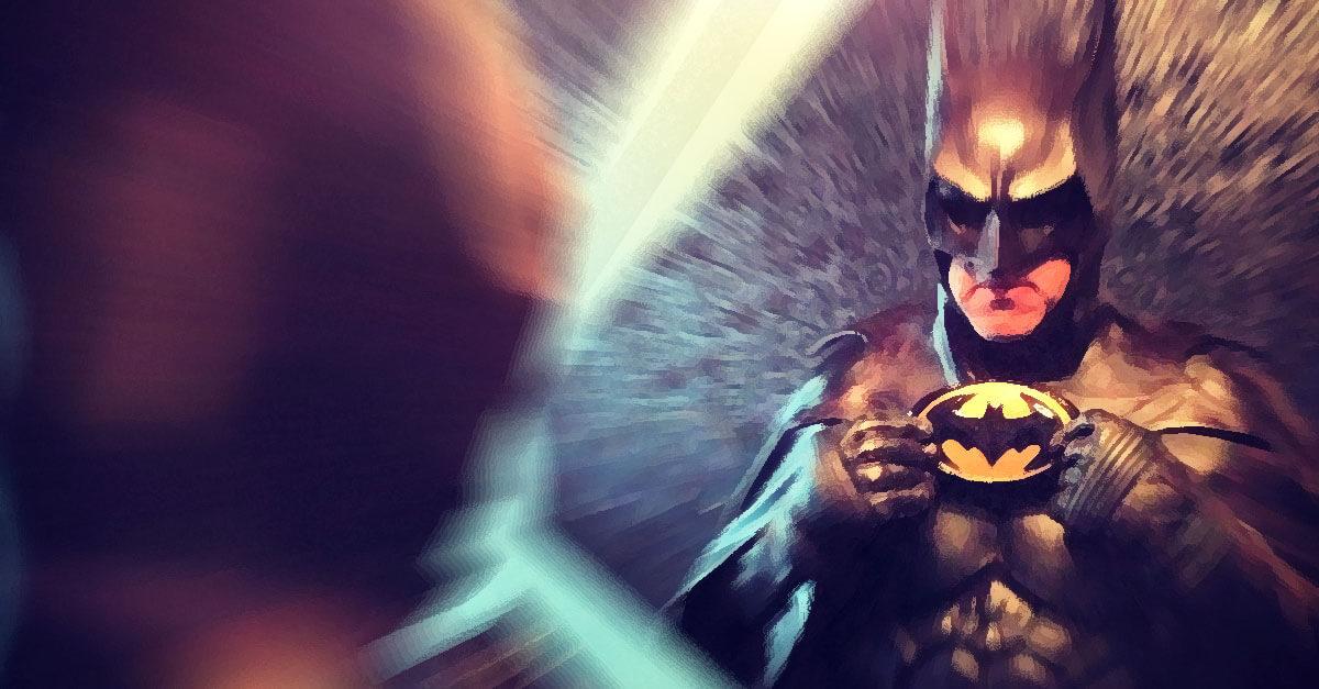 Oh! É o Batman!