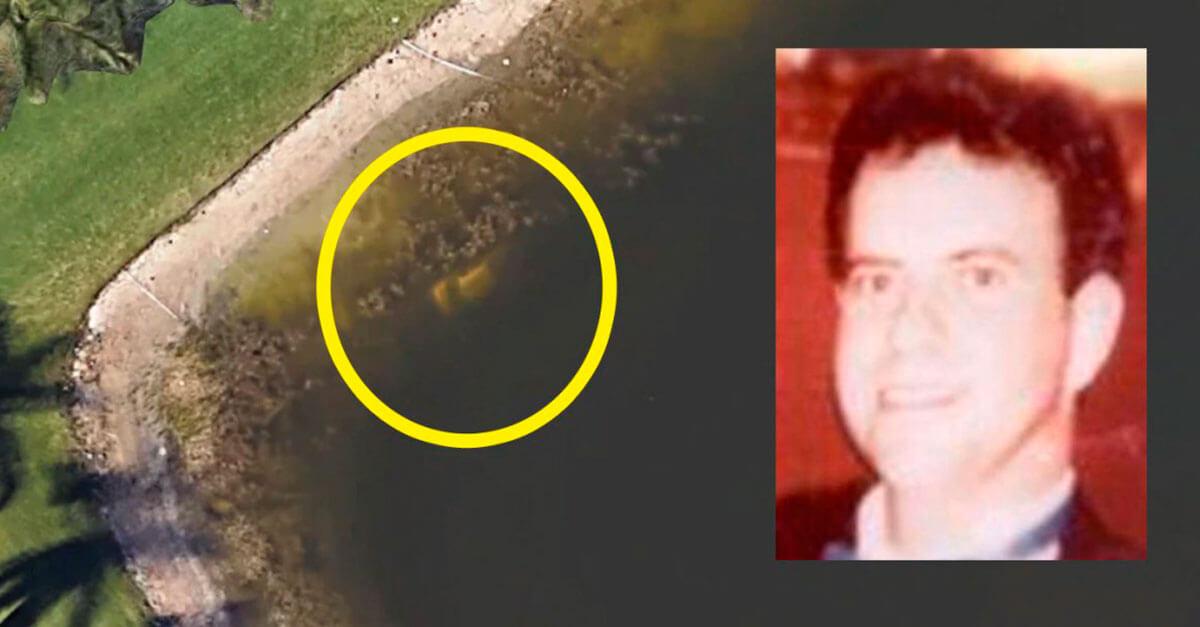 Homem desaparecido há 22 anos é encontrado morto após imagem de satélite