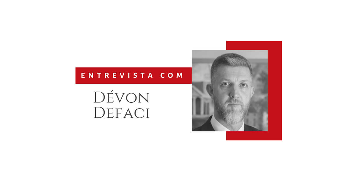 Sistema penal e teorias da pena: entrevista com Dévon Defaci