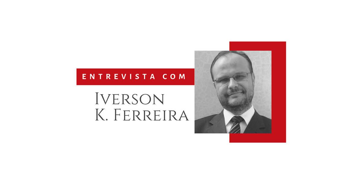 Crime, arte e literatura: entrevista com Iverson Kech Ferreira
