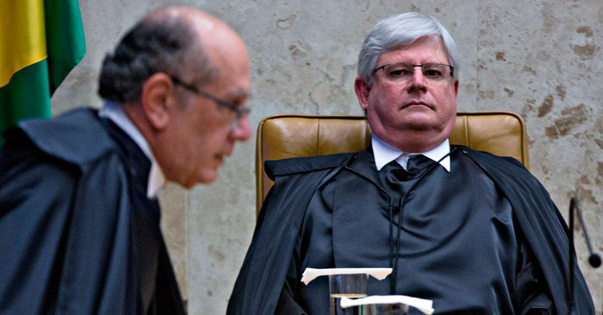 Análise das declarações de Rodrigo Janot sobre Gilmar Mendes