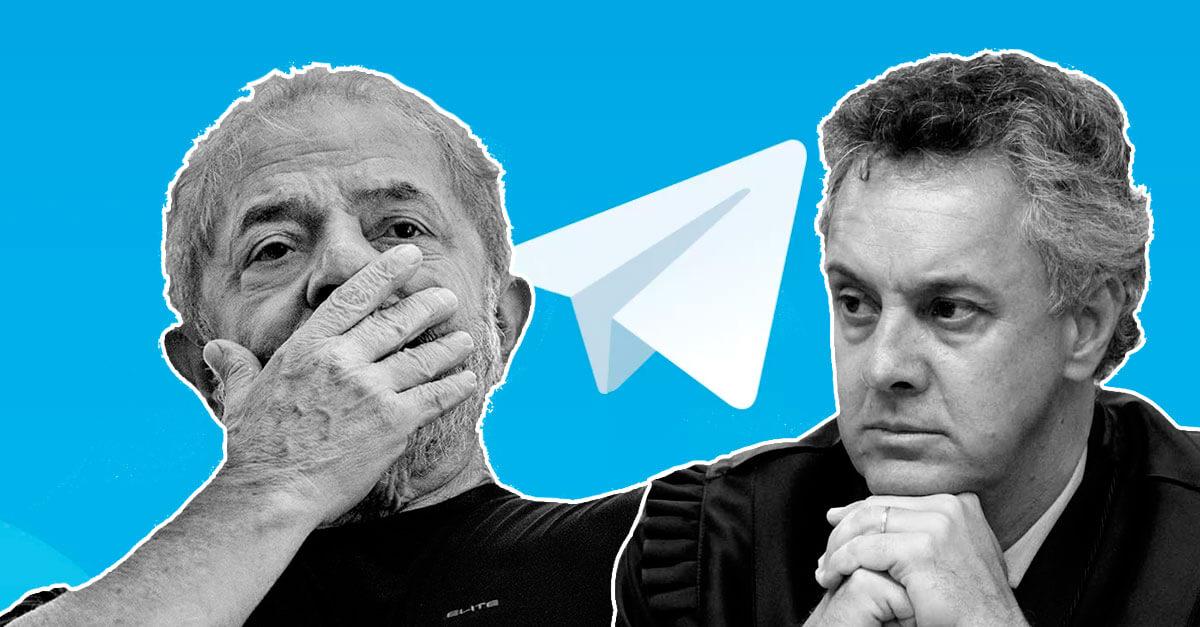 Desembargador Gebran Neto nega acesso de Lula a mensagens vazadas do Telegram