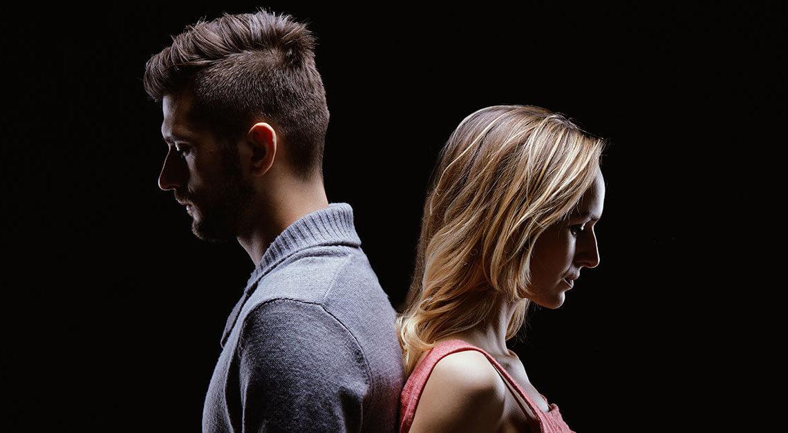 em briga de marido e mulher