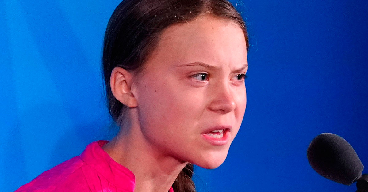 O autismo de Greta Thunberg descredibiliza o seu discurso?