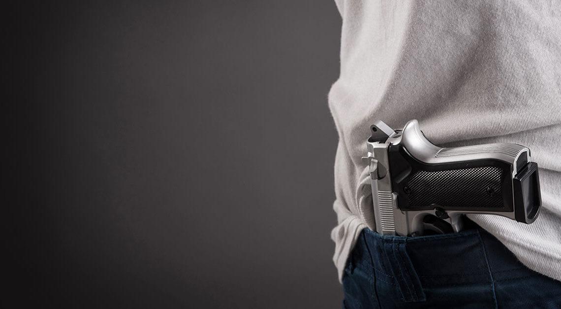porte e posse de arma de fogo