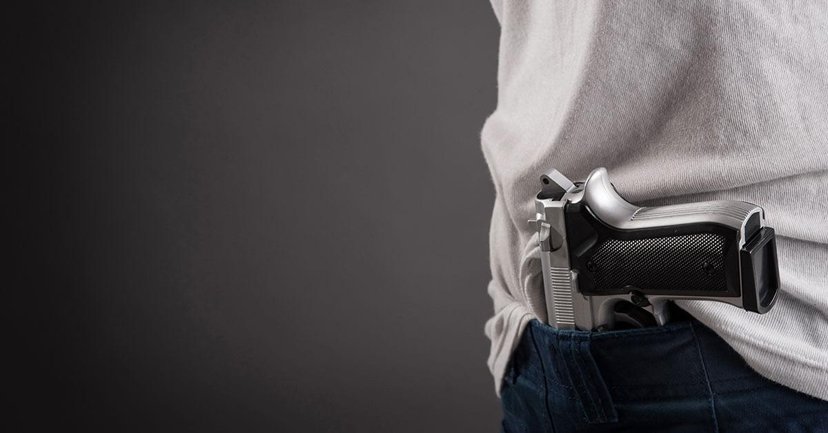 Porte e posse de arma de fogo e violência doméstica contra a mulher