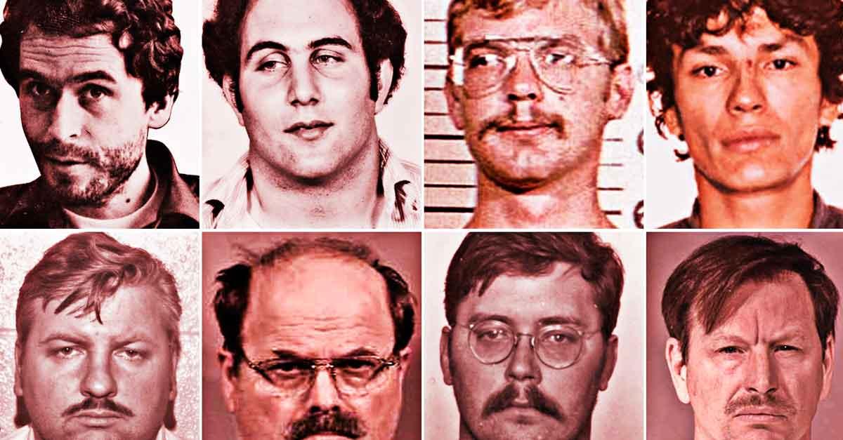 """O """"fascínio"""" da mídia por homicidas em série"""