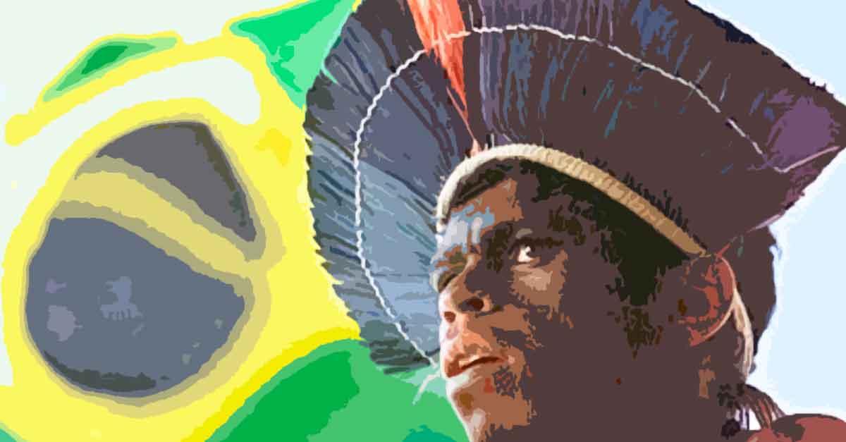 Uma terra que odeia seus índios