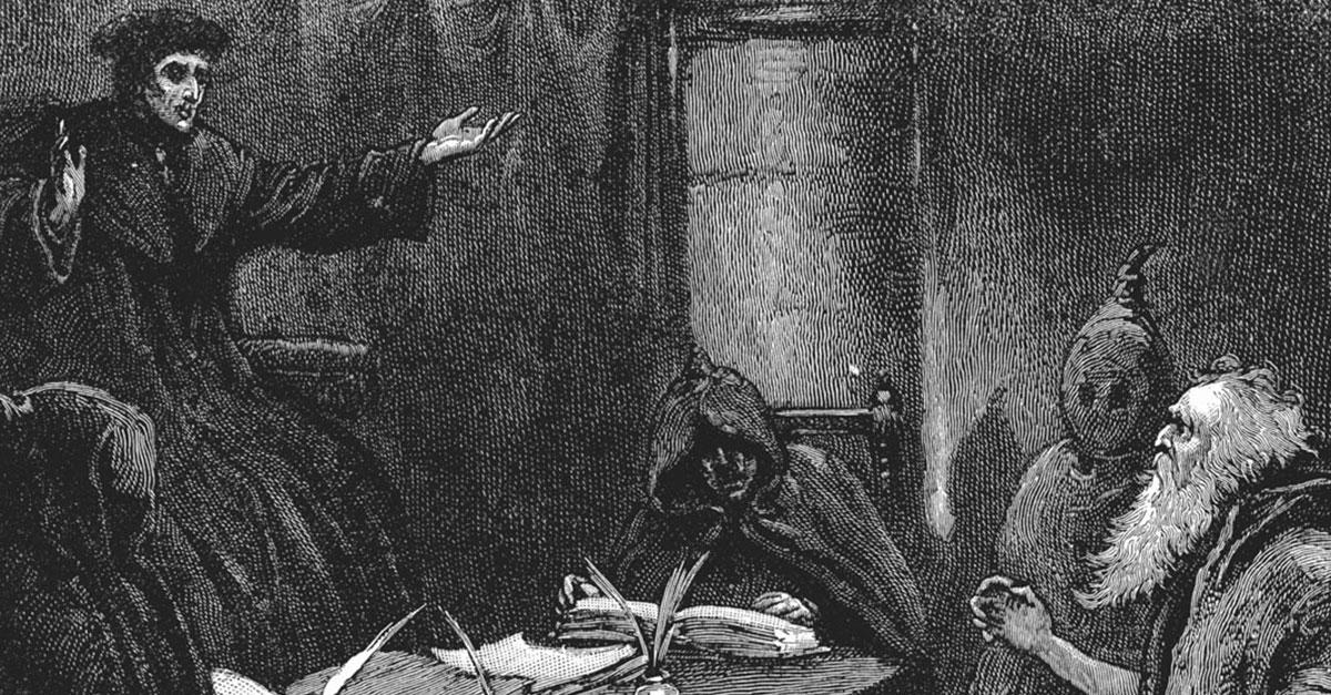 É preciso falar da inquisição na execução penal brasileira