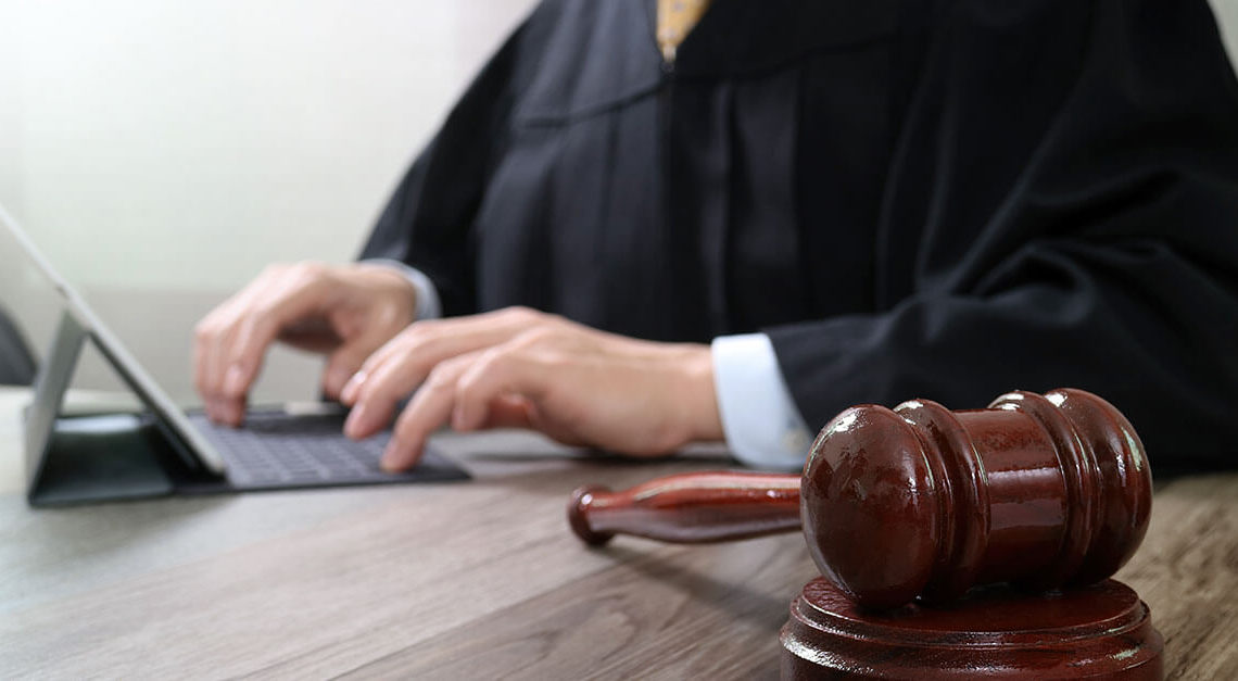 Juiz dá sermão