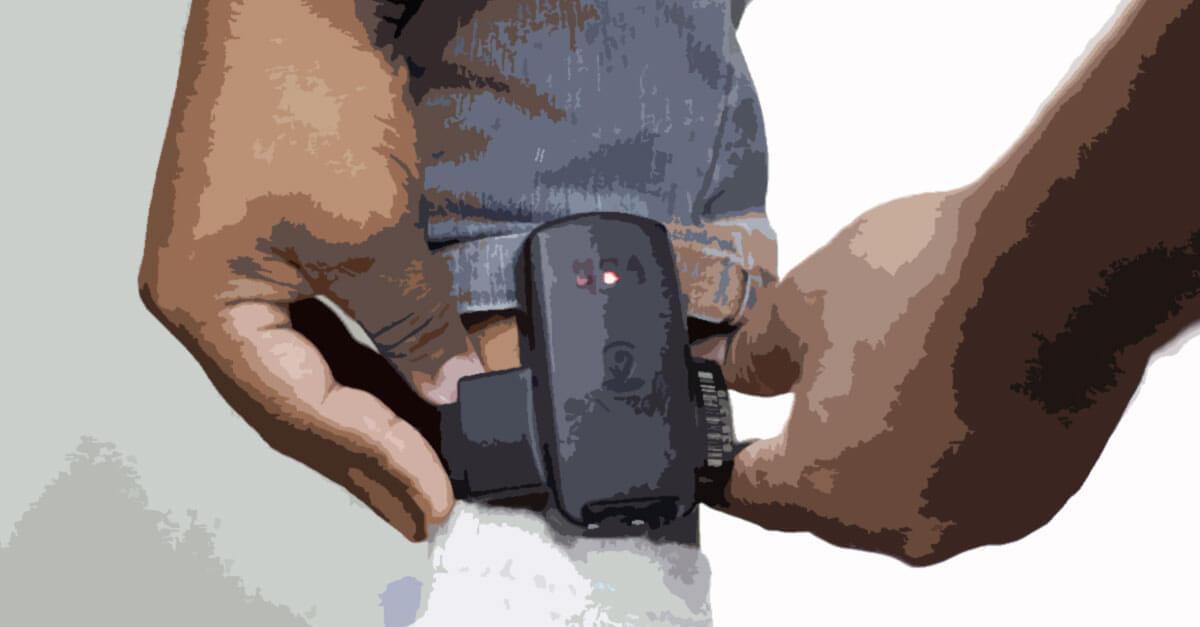 Detração penal e tornozeleira eletrônica: breves considerações