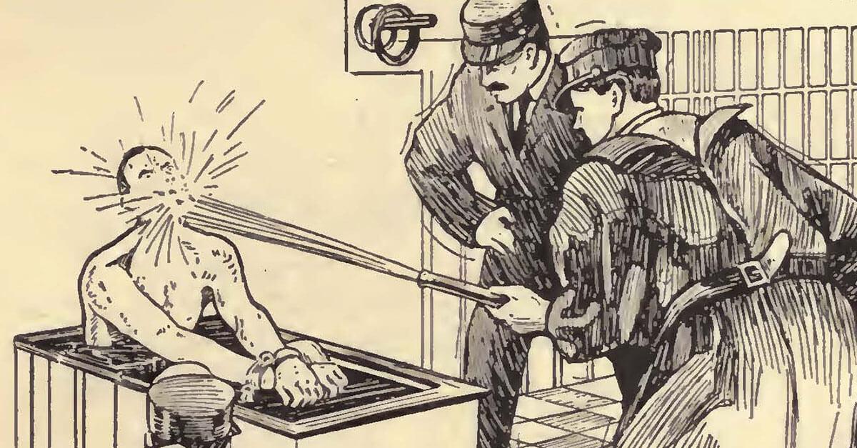 Tortura em presídios