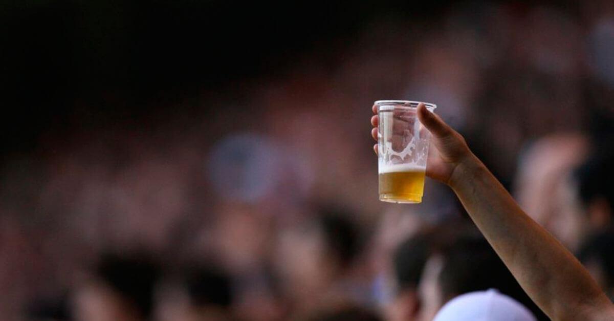 É positiva a liberação de bebidas alcoólicas nos estádios de futebol?
