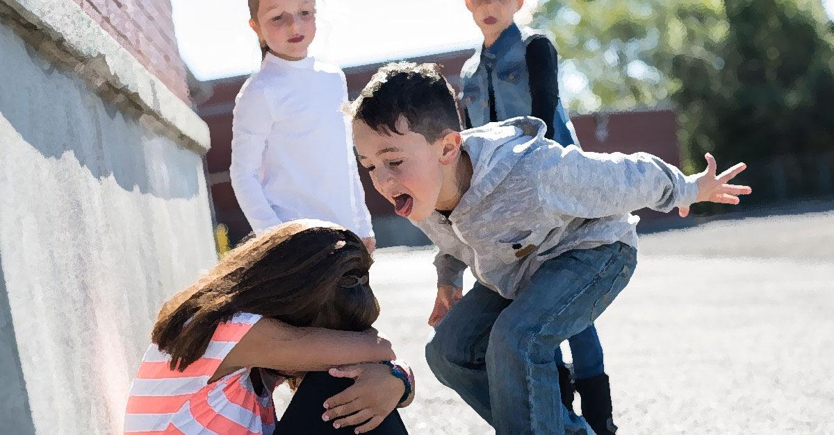 Violência nas escolas: bullying