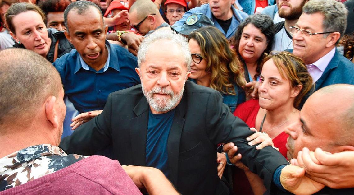 A decisão de soltar Lula foi correta