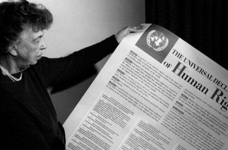 """Parabéns pra você, """"Declaração de Paris"""": 71 anos!"""