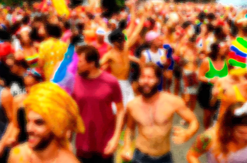 Carnaval 2020: qualquer pessoa pode ser vítima de importunação sexual