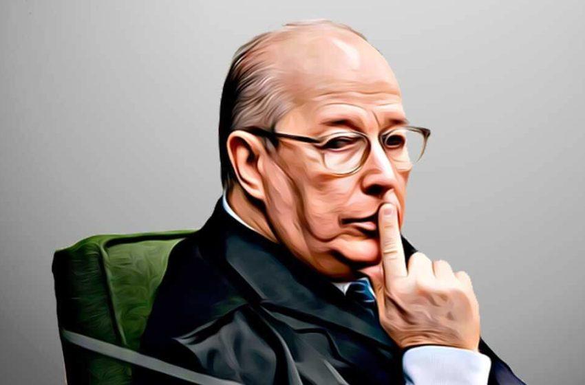 Ministro Celso de Mello anula júri por cerceamento de defesa