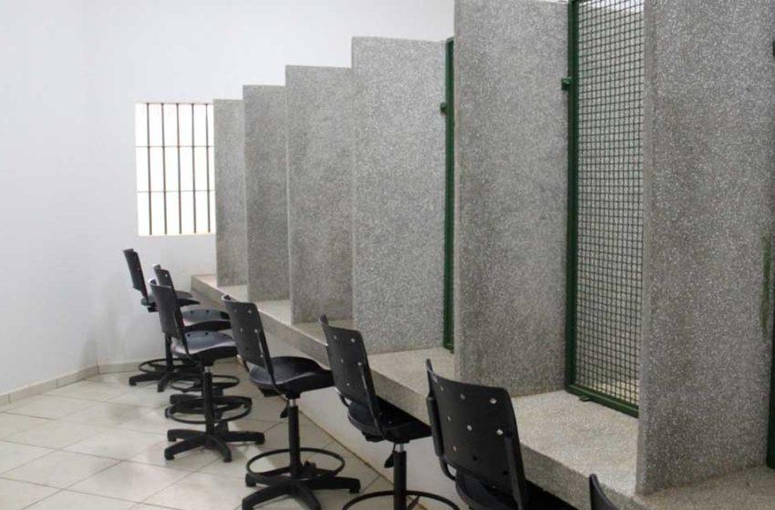 O direito de visita do preso no parlatório