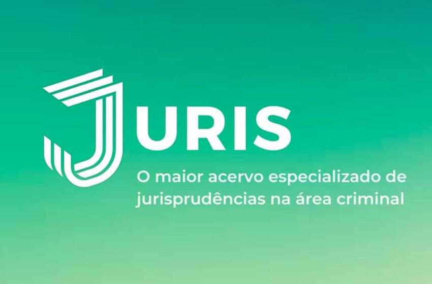 JURIS é o maior acervo especializado de jurisprudências na área criminal