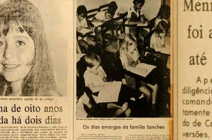 Violência sexual contra crianças: o caso Araceli